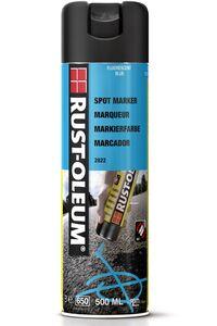 rustoleum markeer spuitbus 500ml blauw