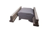 de hoop betonbalk 184 6000mm