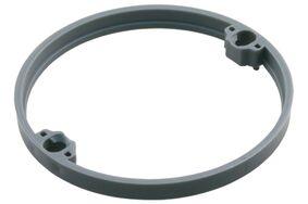 attema correctiering 4mm voor inbouwdoos grijs (set van 10 stuks)