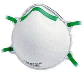 cofra stofmasker airfree ffp1 groen (set van 20 stuks)