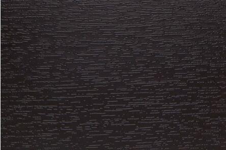 keralit dakrandpaneel 2821 classic donkerbruin 8017 200x20x10 6000mm