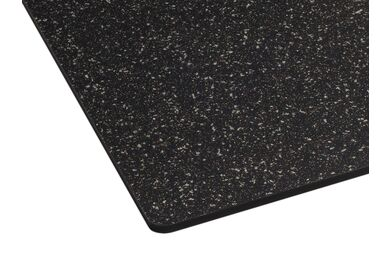 Kronospan Slim Line Werkblad HPL 7099 GM Black Omega 4100x650x12mm