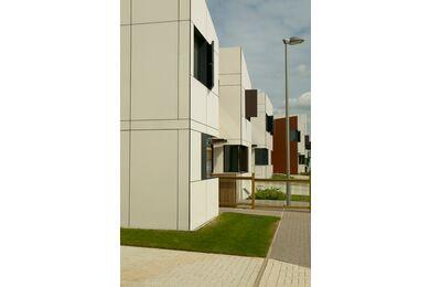 TRESPA Meteon Satin A04,0,0 Roomwit Enkelzijdig 3050x1530x6mm