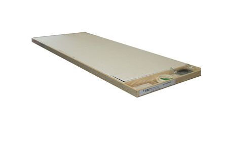 weekamp blank isolatieglas (glas is voor wk046 deurmaat 880x2115)