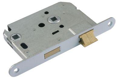 STARX Badkamer/WC Slot Met Garnituur Aluminium Wit Gelakt 50mm