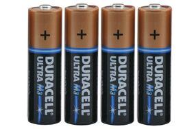 duracell ultra m3 aa penlite mx1500 (set van 4 stuks)