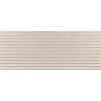 Fitwall Concrete Wandpaneel Arco Raw White 3290x1185x27mm