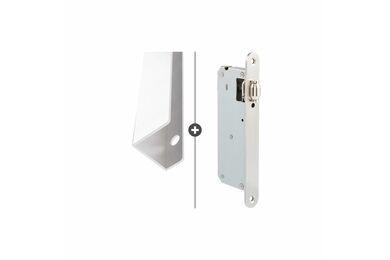 SKANTRAE Hang- en Sluitwerkpakket HSP709 Rolslot Vernal RVS T.B.V. SSL Series