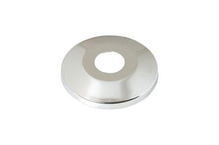 kraanrozet chroom
