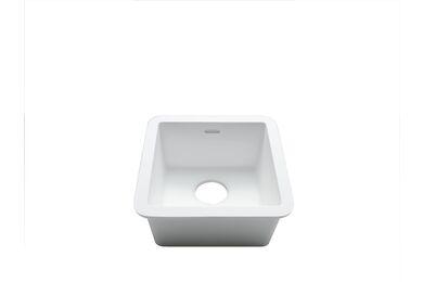 Krion Solid Surface Spoelbak C605 E Snow White 300x300x174mm
