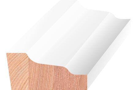 q-pine architraaf qp35  21x45x4800