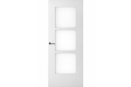 comfidoor stijldeur noa matglas opdek rechts