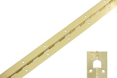 Pianoscharnier Met Ophangoog 750x32x0,7mm