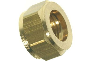 Wartelmoer Knel Messing 22mm