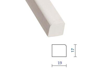 Meranti Glaslat GL12 Gegrond FSC 17x20x4000mm
