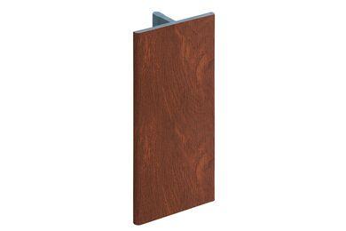 KERALIT 2804 Verbindingprofiel Golden Oak Classic Nerf 4000mm