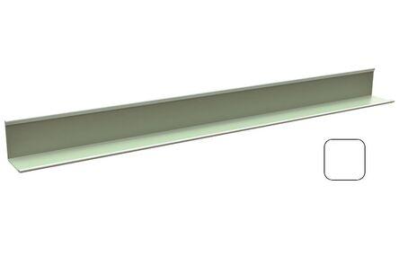 cmc randprofiel 1420-001 wit 24x24x3050mm