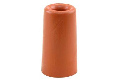 Deurbuffer Rubber Rood 30x75mm