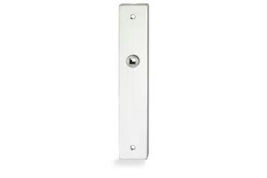 IMPRESSO Blind Schild Vierkant Schroef Modulair Aluminium