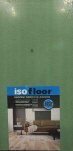 isofloor ondervloerplaat 1200x600x7