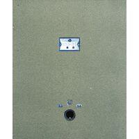 Toiletplaat V313 P5 Geschuurd 18mm 120x125cm 70% PEFC