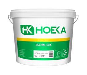 hoeka isoblok latex basis p wit 5ltr