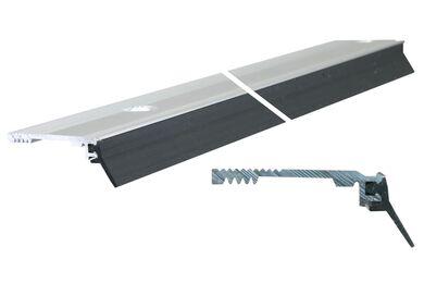ELLEN Slijtdorpel ANB6-AR Blank Aluminium 1000mm