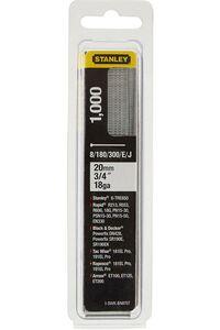 stanley j-nagels 1-swkb-n075t 20mm 1000st