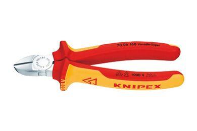 KNIPEX Zijsnijtang VDE 70-06-180 180mm