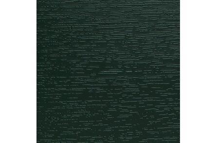 keralit dakrandpaneel 2821 classic donkergroen 6009 200x20x10 6000mm