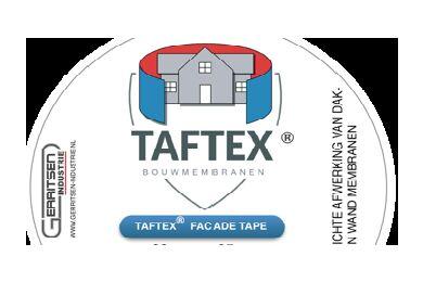 TAFTEX Facade Tape - 60mm x 25m