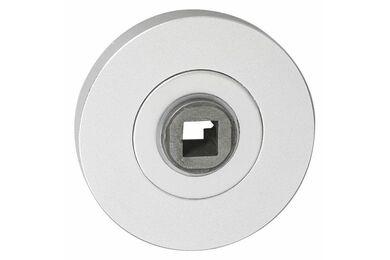 IMPRESSO Rozet Krukgat Aluminium 53x8mm
