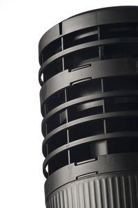 ubbink multivent 5v 125/1020mm zwart