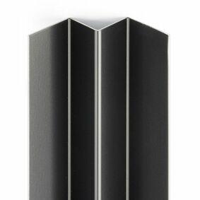 eternit aluminium binnenhoek click leisteengrijs c18 3000mm