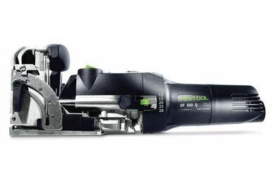 FESTOOL Freesmachine DOMINO DF 500 Q-Set