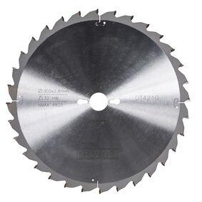 dewalt cirkelzaagblad 32tands dt4210-qz 305/30