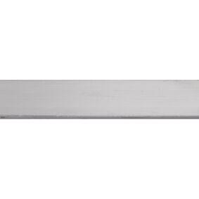 afdekprofiel aluminium 2x25mm 200cm