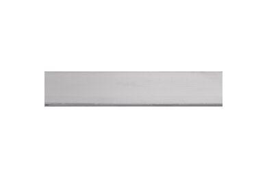 Afdekprofiel Vlak Aluminium 20x25x2000mm