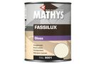 MATHYS Fassilux Gloss Crème WitRal 9001 1l