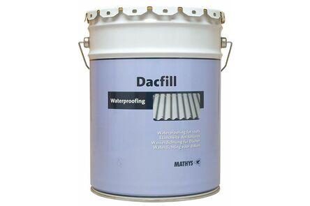 rustoleum dacfill waterdichtcoating zwart 5kg