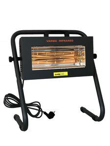 varma infrarood heater ipx5 1,5kw 230v