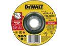 DEWALT DT43911-QZ Slijpschijf Metaal 125x3x22,2mm