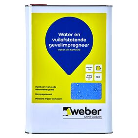 weber.klin hamoline protect gevel impregneer