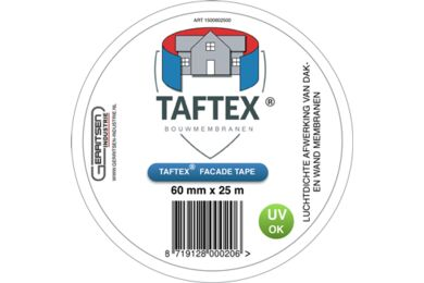 TAFTEX Facade Tape - 60mm x 25m