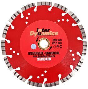 id diamantzaagblad universeel standaard 10x2,7x22,2mm
