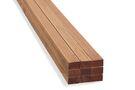 Hardhout Onderregel Klasse 2 45x70x4600mm