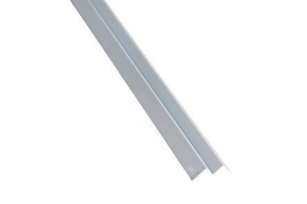 cedral binnenhoek symmetrisch c15 asgrijs aluminium 3000mm