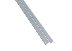 eternit aluminium binnenhoek everest wit c01 3000mm