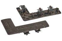 UPM ProFi Deck Hoekafwerking/Traptrede Eindkap Chestnut Brown 6Li/6Re