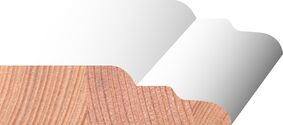 q-pine sierlijst qp11 19x68x4800